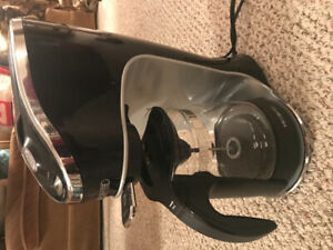 Mr. Coffee Cafe Latte Machine Like New
