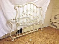 Iron Queen Bedframe