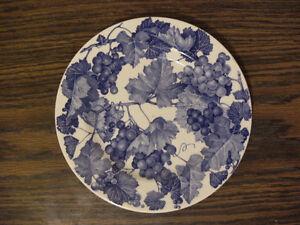 Serving plates ceramic