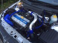 Vauxhall Corsa Turbo Z20LET 300BHP (Audi, BMW, Nissan, skyline, s14a, evo, m3, civic, Impreza, 320d)