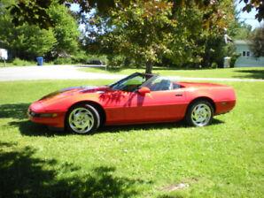 1992 Chevrolet Corvette Coupé (2 portes)