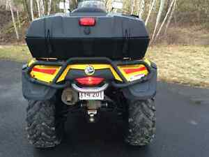 Can Am 800 Outlader Max XT 2up 7800$ 2008 Best Offer! Great Deal