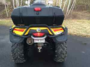 Can Am 800 Outlader Max XT 2up 7000$ 2008 Best Offer! Great Deal