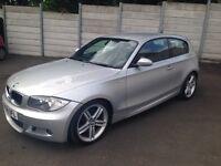 BMW 123d M-Sport