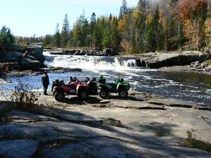 Cottage Rental - ATV/Snowmobile Adventure - Madawaska Valley London Ontario image 1