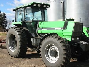 DEUTZ ALLIS 9150 FWA 540/1000 PTO