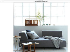West elm Tillary  day bed / sofa