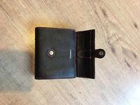 Brown Leather Wallet CONNOLLY