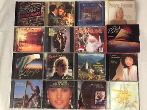 CD musique diverse
