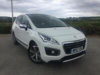 2015 Peugeot 3008 Crossover 1.6 HDI Crossway Manual Hatchback