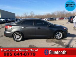 2015 Ford Focus SE  BACK-UP CAM HTD-SEATS BT ALLOYS