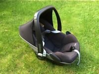 Maxi Cosi Pebble car seat. No accidents and smoke / pet free home. 2 available.