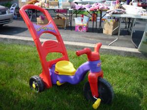 Tricycle 3 en1 Rock Roll 'n Ride de Fisher-Price