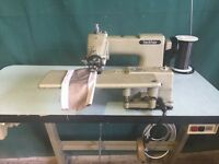 Brother Blindstitch Blind Hemming Industrial Sewing machine Japan