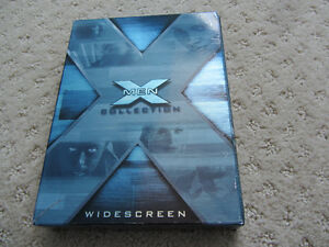 X-Men Collection on DVD - 4-Disc Set