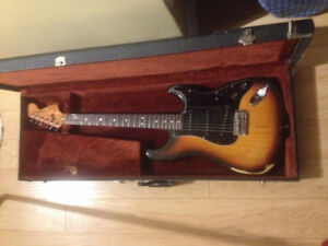 1979 stratocaster. All original