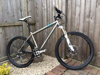 Genesis Latitude Titanium Mountain Bike