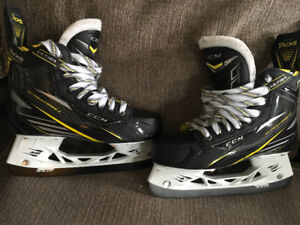 CCM Ultra Tracks Size 5.0 D Never Used