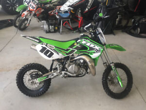 2012 KX 65 in Excellent shape, lots of upgrades