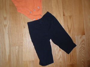 Halloween Outfit for 6-9 month old baby West Island Greater Montréal image 3