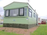 Static caravan for sale Private sale in Morecmabe at a 12 month park with sea views