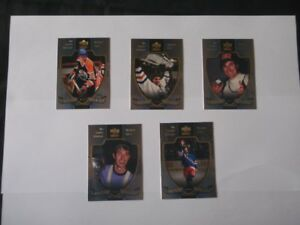 1999-2000 McDonalds Upper Deck Retro Collection - Cartes hockey