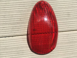 ORIGINAL RED Lens Taillight Kawasaki VN1500 Meanstreak