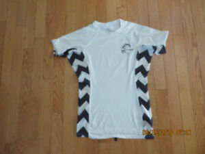 Water activity t-shirt,  stretchable, ,  size S-M, men's