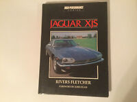Jaguar XJS by Rivers Fletcher XJ-S V12 High Performance 1983