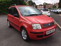 2006 Fiat Panda Dynamic 1.3 Multijet Diesel 5 Door Hatchback 1 Year MOT £30 Tax Full Dealer History
