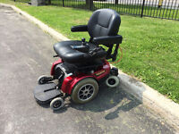 For Sale By Owner -Power /Electric wheel chair Jazzy 1120 -