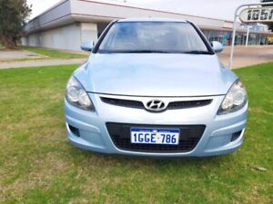 2011 Hyundai I30 SX FD MY11 5D HATCHBACK 4 Cyl 1.6 L Welshpool Canning Area Preview