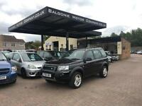 2006 Land Rover Freelander 2.0 TD4 Freestyle Station Wagon 5dr