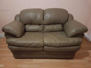 Leather Sofa Set West Island Greater Montréal image 2