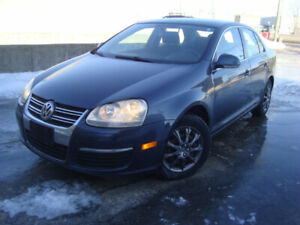 2006 VOLKS JETTA  GS SEDAN AUTO 8 WHEELS 'TAX INCLUDED''