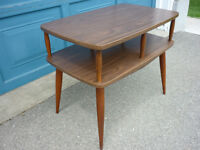 Side Table - Retro Style
