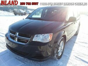 2015 Dodge Grand Caravan SE/SXT  Auto,Rear Camera,Sat Radio,DVD,