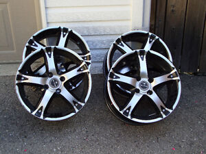 Prius C Winter Tires And Rims with censors