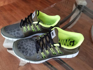 NIKE H2O REPEL FREE 5.0, BRAND NEW SIZED 13