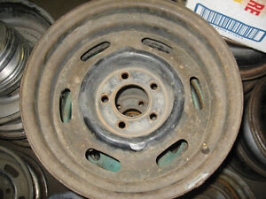 Dodge/Plymouth/Chrysler police/cop wheels, 15X7, sell/trade London Ontario image 4