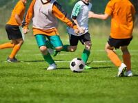 Kids Football training Club ages 8 - 16 with 20 years coaching experience Now available slots