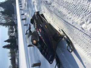 Selling 1999 RMK  Polaris long track sled