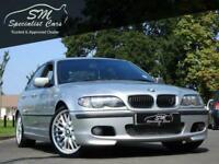 2003 03 BMW 3 SERIES 3.0 330I SPORT 4D 228 BHP