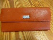 kate hill ladies leather wallet Macgregor Belconnen Area Preview