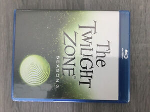 Twilight Zone Season 3 Bluray NEW
