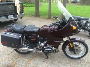 1984 BMW R100RT Excellent Condition!