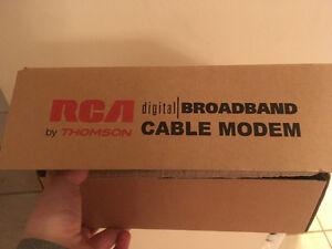 Thomson modem for sale. $5