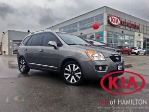 2011 Kia Rondo EX | LEATHER |  7-SEATER | SUNROOF
