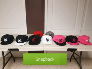 FITTED/SNAPBACK HATS