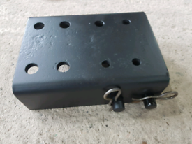DEFENDER DISCOVERY WITTER TOWBAR DROP PLATE